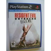 Resident Evil : Outbreak File 2