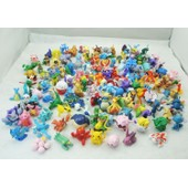 Lot De 24 Mini-Figurines Pokemon 2 � 3 Cm