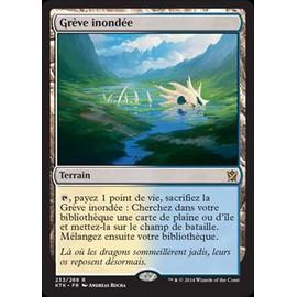 Gr�ve Inond�e - Magic Mtg