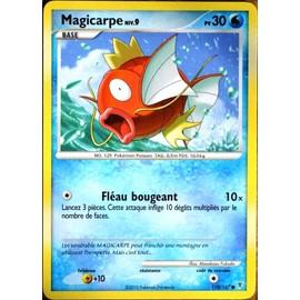 Carte Pok�mon 110/147 Magicarpe 30 Pv S�rie Platine Vs Neuf Fr
