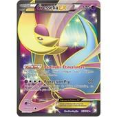 Carte Pokemon - Cresselia Ex Full Art 170 Pv