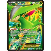 Carte Pok�mon 096/101 Viridium-Ex Full Art 170 Pv S�rie Bw Explosion Plasma Neuf