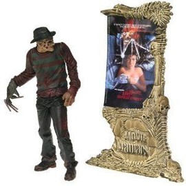 Freddy Krueger Movie Maniacs 4