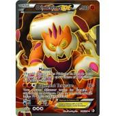 Carte Pokemon - D�m�t�ros Ex Full Art 180 Pv