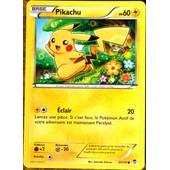 Carte Pok�mon 27/111 Pikachu 60 Pv Xy03 Xy Poings Furieux Neuf Fr