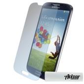 Film Prot�ge Ecran Verre Tremp� Samsung Galaxy S4 - Protection Transparent + Chiffonnette Avizar