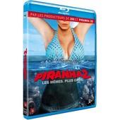 Piranha 2 - Blu-Ray de John Gulager