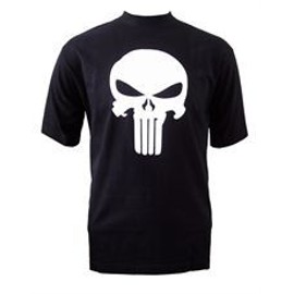 T-Shirt Punisher Tee Shirt Le Punisher - Punisseur Taille S � Xxl