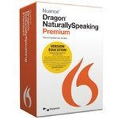 Dragon Naturallyspeaking Premium Student & Teacher Edition - (Version 13 ) - Ensemble De Bo�tes - 1 Utilisateur - Academic, Validation En Ligne - Dvd - Win - Fran�ais