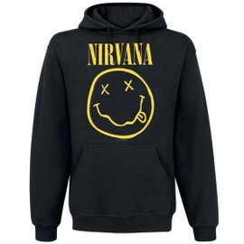 Sweat Shirt � Capuche Nirvana Smiley
