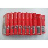 Lot de 10 Cassettes Audio Vierges Philips FX Ferro 46