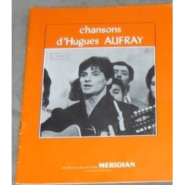 chansons d' Hugues AUFRAY