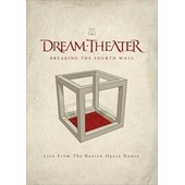 Dream Theater - Breaking The Fourth Wall (2 Discs) de Dream Theater