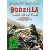 Godzilla - Attack All Monsters de Honda Ishiro