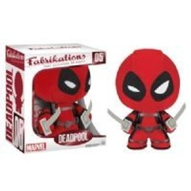 Funko Deadpool Fabrikations Plush Soft Sculpture Plush 6