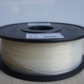 Filament 3d Pla Naturel De 3mm Pour Impression 3d 1kg