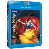 Blanche Neige Et Les Sept Nains - Pack Blu-Ray+ de David Hand
