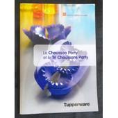 Le Livre Le Chausson Party Et Le Tri Chausson Party De Tupperware. de TUPPERWARE