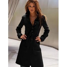 Manteau/Vest Femme En Laine Style Formel Taille Fine Orn� De Boutons-Emilie Mariage