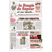 La Bougie du Sapeur, lot de 10 numéros (1980-2016)