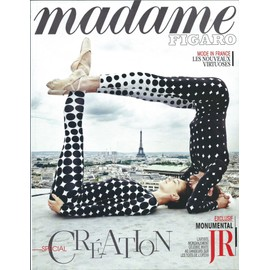 Madame Figaro N� 21809 - Sp�cial Cr�ation.