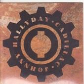 Johnny Hallyday Cd Single Intro Cadillac / Cadillac / L'�toile Filante