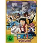 One Piece - Abenteuer In Alabasta, Die W�stenprinzessin de Anime