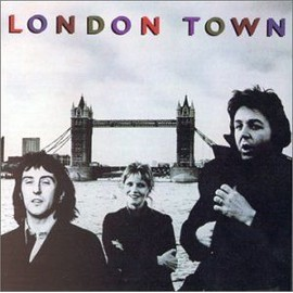 London Town (FRENCH PRESS WITH POSTER)[FRENCH PRESS WITH POSTER]