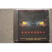 Anaconda: Original Motion Picture Soundtrack - Randy Edelman