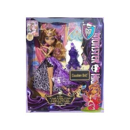 Monster High Clawdeen Wolf Mille 13 Souhaits Et Une Goules