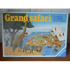 Grand Safari - Ravensburger 1987