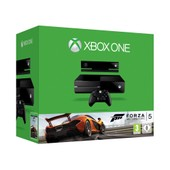 Pack Xbox One + Forza Motorsports 5