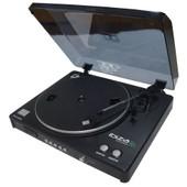 Platine Vinyle Usb Sd Fonction Enregistrement Ibiza Lp300