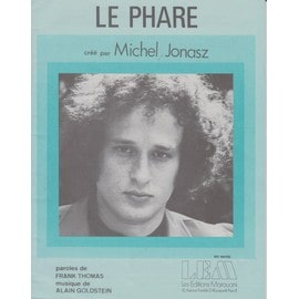 MICHEL JONASZ PARTITION  LE PHARE