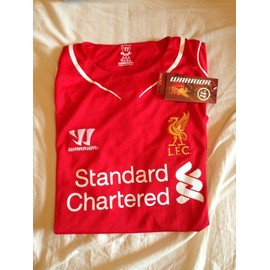 Maillot Liverpool Saison 2014 / 2015 Neuf Emballe Taille M