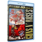 Guns N'roses - Appetite For Democracy 3d-2d Blu-Ray de Rockfuel