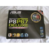 Carte m�re ATX - ASUS P8P67 deluxe revision B3