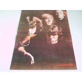 POSTER THE DOORS JUKEBOX 29 X 42