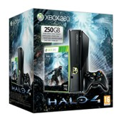 Pack Xbox 360 250 Go + Halo 4