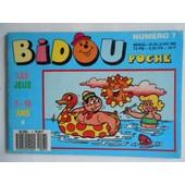 Bidou Poche N�7 - Les Jeux Des 5-10 Ans de Collectif