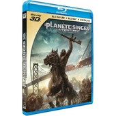 La Plan�te Des Singes : L'affrontement - Combo Blu-Ray3d + Blu-Ray2d de Matt Reeves