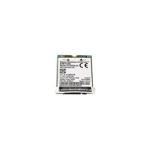 Lenovo ThinkPad EM7345 - Modem cellulaire sans fil - 4G LTE - pour ThinkPad L440; L450; L540; T440; T450; T540; T550; W540; W541; W550; X1 Carbon; X240; X250