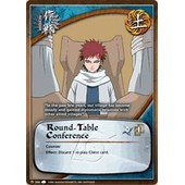 Mission 366 Round-Table Conference ( Naruto Shippuden A New Chronicle )