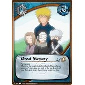 Mission 384 Great Memory ( Naruto Shippuden A New Chronicle )