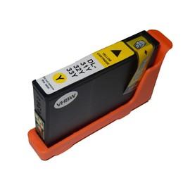 Vhbw Cartouche D'Encre Jaune � Puce Pour Dell Pro V525, V525w, V725, V725w Comme 31, 32, 33, 34.