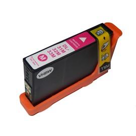 Vhbw Cartouche D'Encre Magenta � Puce Int�gr�e Pour Imprimante Dell Pro V525, V525w, V725, V725w Comme 31, 32, 33, 34.