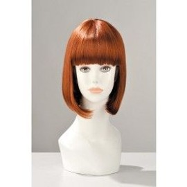 Perruque China Doll Rousse
