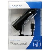 Chargeur Allume Cigare Certifi� Par Apple Pour Iphone 6 Et Iphone 6 Plus Prise Lightning 2.1 Amp