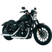 Maisto Mod�le R�duit De Moto Harley Davidson 13 Sportster Iron 883 1/12 532326