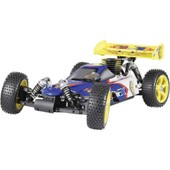 Reely Nitro Buggy Rex-X 1:8 2 Roues Motrices Rtr P-300 2.4 Ghz